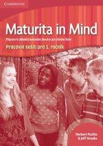 Maturita in Mind Level 1 Workbook Czech Edition
