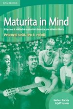 Maturita in Mind Level 4 Workbook Czech edition