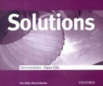 Solutions Intermediate: Class Audio CDs (3)