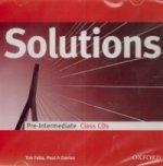 CD Solutions Pre-Intermediate