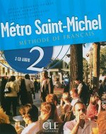 METRO SAINT-MICHEL 2 CD AUDIO /3/ CLASSE