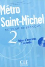 METRO SAINT-MICHEL 2 EXERCICES + CD
