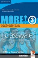 More! Level 3 Classware CD-ROM