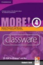 More! Level 4 Classware CD-ROM