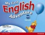 My First English Adventure Starter Pupils Book