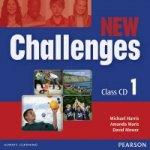 New Challenges 1 Class CDs