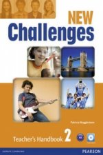 New Challenges 2 Teacher's Handbook & Multi-ROM Pack