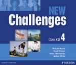 New Challenges 4 Class CDs