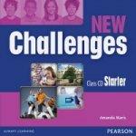 New Challenges Starter Class CDs