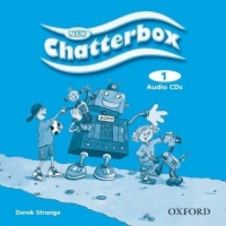 New Chatterbox: Level 1: Audio CD