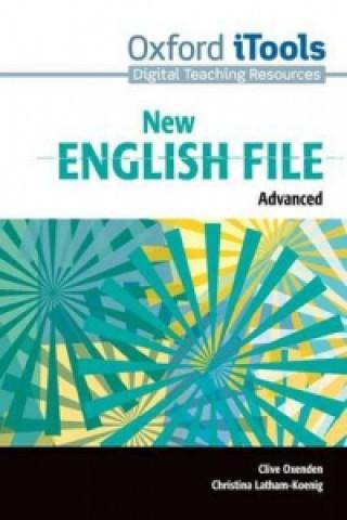 New English File: Advanced: iTools DVD-ROM