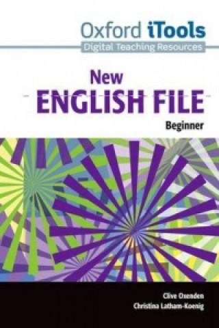 New English File: Beginner: iTools DVD-ROM