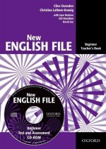 New English File: Beginner: Teacher's Book with Test and Assessment CD-ROM