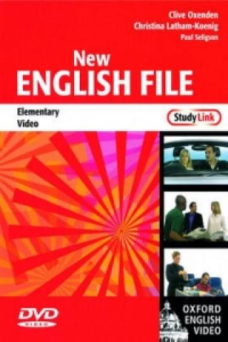 New English File: Elementary StudyLink Video
