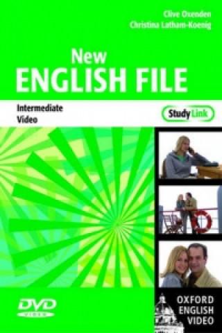 New English File: Intermediate StudyLink Video