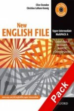 New English File: Upper-Intermediate: MultiPACK A