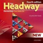 New Headway: Elementary (A1-A2): Class Audio CDs