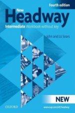 New Headway: Intermediate: Workbook without Key