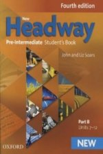 New Headway Pre-Intermediate (4th Edition) Student's Book B