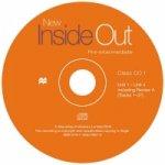 New Inside Out Pre-Intermediate Class Audio CDx3
