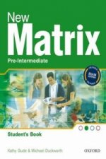 New Matrix: Pre-Intermediate: Student's Book