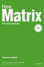 New Matrix Pre-Intermediate: Teacher's Book