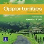Opportunities Global Intermediate Class CD New Edition