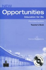 Opportunities Global Pre-Intermediate Teacher's Book Pack NE