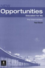 Opportunities Global Pre-Int Test CD Pack