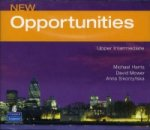 Opportunities Global Upper-intermediate Class CD