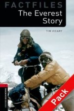 New Oxford Bookworms Library 3 The Everest Story Factfile Audio CD Pack