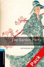 Oxford Bookworms Library: Level 5:: The Garden Party and Other Stories audio CD pack
