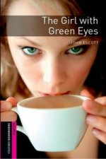Oxford Bookworms Library: Starter: The Girl with Green Eyes Audio CD Pack