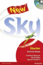 New Sky Activity Book and Students Multi-Rom Starter Pack