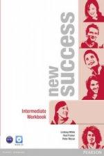 New Success Intermediate Workbook & Audio CD Pack