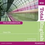 New Total English Pre-Intermediate Class Audio CD