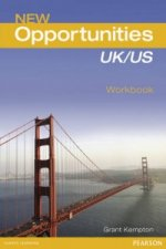 Opportunities UK/US DVD/Video Activity Book