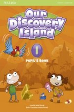 Our Discovery Island Level 1 Student's Book plus pin code