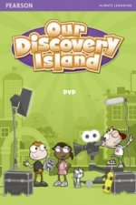 Our Discovery Island Level 3 DVD