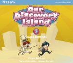 Our Discovery Island Level 5 Audio CD