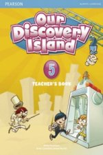 Our Discovery Island Level 5 Teacher's Book Plus Pin Code