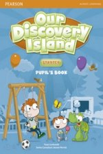 Our Discovery Island Starter Student's Book plus pin code