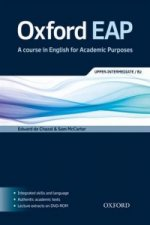 Oxford EAP: Upper-Intermediate/B2: Student's Book and DVD-RO