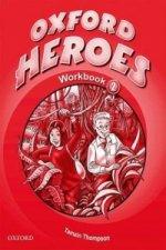 Oxford Heroes 2: Workbook