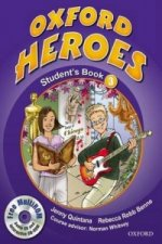 Oxford Heroes 3: Student's Book and MultiROM Pack