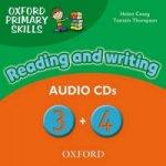 Oxford Primary Skills: 3-4: Class Audio CD