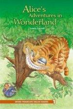 Oxford Progressive English Readers: Grade 1: Alice's Adventures in Wonderland