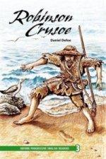 Oxford Progressive English Readers: Grade 3: Robinson Crusoe