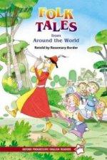 Oxford Progressive English Readers: Starter Level: Folk Tales from Around the World