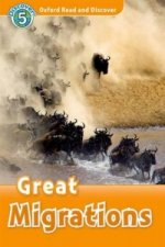 Oxford Read and Discover: Level 5: Great Migrations Audio CD Pack